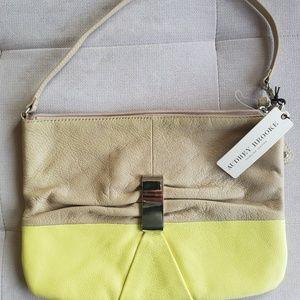 Audrey Brooke leather purse